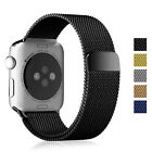 Apple Watch Milanese Loop Stainless Steel Bracelet Smart Watch Band 38mm / 42mm