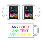 Friends Birthday Quotes Printed Personalised Mug Gift Photo Quality