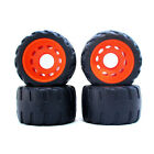 Off road 75A Big Skateboard Wheels 76mm*45mm Electric Skateboard Wheels
