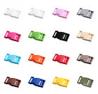 Внешний вид - 10/20/50/100 pcs 1inch plastic Strong buckles Side Release belt For Backpack bag