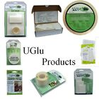 UGlu® Products  The Strength of Adhesive, The convenience of Tape!