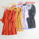 Womens Clothing Tee Plus Size Solid Deep Wrap Short Sleeve Jessica London