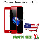 SOINEED Full Cover 3D Curved Tempered Glass Screen Protector for iPhone 7/7 Plus <br/> Real 3D✔Hard Glass! ✔Edge to Edge✔Full Cover✔Retail Box