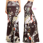 Splash Black Fashion Sublimation high over maxi long skirt S/M/L/XL/1XL/2XL/3XL