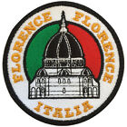 FLORENCE FIRENZE ITALY EMBROIDERED PATCH