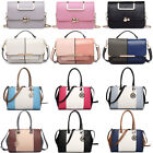 Ladies Designer Handbag Faux Leather Cross Body Shoulder Bag