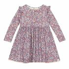 Mantaray Kids Girls' Pink Floral Print Dress From Debenhams
