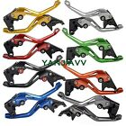 5D Brake Clutch Levers for Triumph SPEED TRIPLE 1050/R TIGER 800 THRUXTON $18.47 USD on eBay