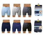 MENS GENTS TOM FRANKS 3 PACK JERSEY BOXER SHORTS SMALL MEDIUM LARGE XLARGE NEW