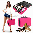 Professional Makeup Bag Portable Cosmetic Case Storage Box Travel Carry Holder