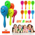 Rattle Shaking Mini Smiley Maracas Babies Kids Children's Party Bag Fillers Toys