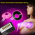 Electric Climax E-Stim Pulse Machine Shocking Double Electrode Integrated Plug