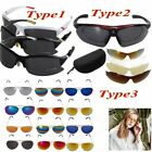 Outdoor Professional Goggles Casual Sunglasses Sports Polarized Cycling Glasses