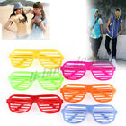 Fashion Shutter Shades Glasses Sunglasses Party Photo Props Plastic Party Supply