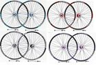 """26"""" MOUNTAIN BIKE WHEELS  7/8/9/10 SPEED CASS TYPE,  V SECTION DOUBLE WALL RIMS,"""