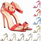 WOMENS LADIES CASUAL PARTY OFFICE WORK SMART HIGH HEELS COURT SHOES SIZES 3-8
