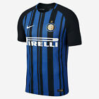 Nike 2017/18 INTER MILAN VAPOR MATCH HOME MEN'S FOOTBALL SHIRT- S,M,L, XL Or 2XL