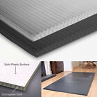 Correx Sheet Corrugated Floor Protection Cover Plastic Board 1.2x2.4m 2mm|4mm