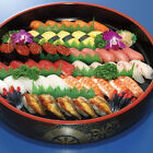 Sushi Shop Serving Tray Gold Design Oke Easy Serve Storing Trial 1Tray Nashiji
