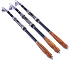 Bo Lang Sea Pole Cast Pole Luya Pole Imported Carbon Telescopic Fishing Rod