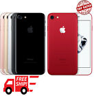 APPLE IPHONE7 PLUS/7/6S PLUS 32/128G/256G FACTORY UNLOCKED SMARTPHONE GradeA+++