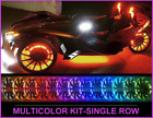 MULTICOLOR / SINGLE ROW - Direct Bolt On Kit for Polaris Slingshot