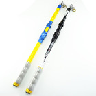 Raptors - Arctic Wolf Two-color Fiberglass Hard sea pole Telescopic Fishing Rod