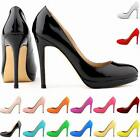 HOT!OL Women's High Heel Point Toe Shoes Classic Stiletto Pumps Wedding shoes