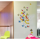21 Colourful Butterflies Wall Art Stickers Wall Decal Home Decoration-HOT