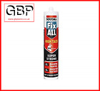 FixAll High tack white Fix All super strength