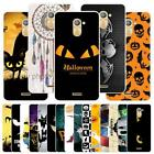 For Infinix Hot 4 X557 5.5 Halloween Soft TPU Case Cover Witch Cat Pumpkin Ghost