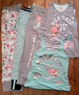 Bnwt Disney Primark Ariel Little Mermaid Ladies Girls Pyjamas Leggings Pants Top