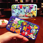 3D Toy Story Monsters University Soft Silicone Case Cover For iPhone For Samsung