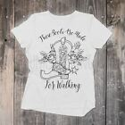 These Boots Are Made For Walking - Country Girl Tee