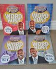 Word Hunt Book,Family Feud Show, Steve Harvey, 2 Games in 1 2 3 or ALL 4 Volumes