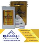 Metrodeck -Fire-Retardant GRP 450grm  Roofing Kit No Tools