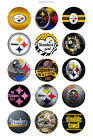 "NFL BOTTLE CAP IMAGES 50 1"" CIRCLES ALL TEAMS YOU PICK $5.50 ***FREE SHIPPING*** $5.5 USD on eBay"