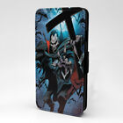 Dracula Comic Flip Case Cover For Phone - S-T2717