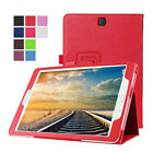 For Samsung Galaxy Tab A 9.7 Inch Tablet SM-T550 Leather Cover Case Stand Folio