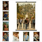 Lot of & Kpop GOT7 7 For 7 Hanging Painting Art Painting Wall Scroll Poster