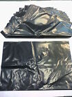 HEAVY DUTY BLACK BUILDERS RUBBLE SACKS, RUBBISH  BAGS  30