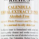 KIEHL'S SINCE 1851 WOMENS CALENDULA HERBAL EXTRACT ALCOHOL FREE TONER