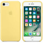Genuine Original Ultra Thin Silicone Case Cover for Apple iPhone 7 6 6s Plus Hot
