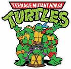 Teenage Mutant Ninja Turtles Cartoon Vinyl Sticker Decal WALL *SIZES*