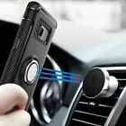 ARMOR ADSORPTION MAGNETIC CAR CASE COVER FOR HUAWEI P10 PLUS LITE