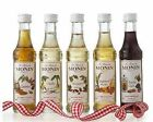 Monin Premium Coffee Syrup Costa 25cl