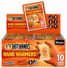 Hothands Hand & Foot Warmers, Pockets and Gloves (1 2 3 5 10 15 20 25 30 40 Pack