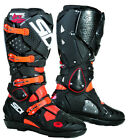 Sidi 2016 Crossfire 2 SR Dirt Boots - Black/Flo Orange