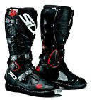 Sidi 2016 Crossfire 2 TA Dirt Boots - Black/White