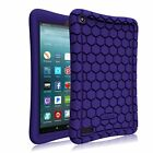 For All-New Amazon Fire 7 7-inch 7th Generation Tablet 2017 Silicone Case Cover